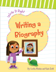 Writing a Biography Cover Image