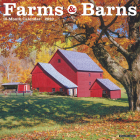 Farms & Barns 2020 Wall Calendar Cover Image