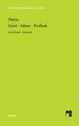 Geist - Ideen - Freiheit: Enneade V 9 und VI 8 Cover Image