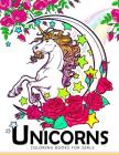 Unicorn Coloring Books for Girls: Cute Magical Creatures, Kawaii Animals, and Funny for Adult and All Ages Cover Image
