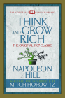 Think and Grow Rich (Condensed Classics): The Original 1937 Classic Cover Image