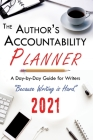Author's Accountability Planner 2021 Cover Image