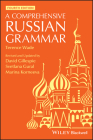 A Comprehensive Russian Grammar (Blackwell Reference Grammars) Cover Image