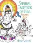 Spiritual Traditions of India Coloring Book Cover Image