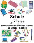 Deutsch-Paschtu Schule Zweisprachiges Bildwörterbuch für Kinder Cover Image