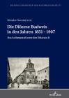 Die Dioezese Budweis in Den Jahren 1851 - 1907: Das Aschenputtel Unter Den Dioezesen II (Beitraege Zur Kirchen- Und Kulturgeschichte #37) Cover Image