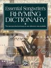 Essential Songwriter's Rhyming Dictionary: Pocket Size Book Cover Image