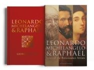 Leonardo, Michelangelo & Raphael: Deluxe Slip-Case Edition Cover Image