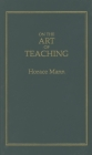 On the Art of Teaching Cover Image