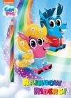 Rainbow Riders! (Corn & Peg) Cover Image