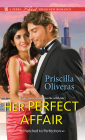 Her Perfect Affair: A Feel-Good Multicultural Romance (Matched to Perfection #2) Cover Image