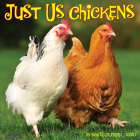 Just Us Chickens 2021 Wall Calendar Cover Image