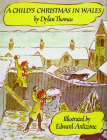 A Child's Christmas in Wales PB (Godine Storyteller) Cover Image