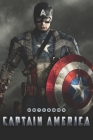 Captain America Notebook: Notebook, Organize Notes, Ideas, Follow Up, Project Management, 6 x 9 (15.24 x 22.86 cm) - 110 Pages - Durable Soft Co Cover Image