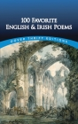100 Favorite English and Irish Poems (Dover Thrift Editions) Cover Image