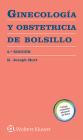 Ginecología y obstetricia de bolsillo Cover Image