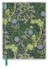 William Morris: Seaweed (Blank Sketch Book) (Luxury Sketch Books) Cover Image