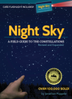 Night Sky: A Field Guide to the Constellations [With Card Flashlight] Cover Image