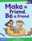 Make a Friend, Be a Friend (Little Laugh & Learn™) Cover Image