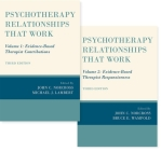 Psychotherapy Relationships That Work, 2 Vol Set Cover Image