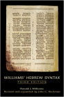 Williams' Hebrew Syntax, Third Edition (Revised) Cover Image