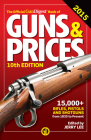 The Official Gun Digest Book of Guns & Prices 2015 Cover Image