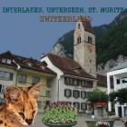 Interlaken, Unterseen, St. Moritz: Switzerland Cover Image