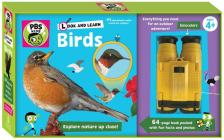 Look and Learn Birds (PBS Kids #7) Cover Image