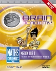 Brain Academy: Maths Challenges Mission File 11 Cover Image