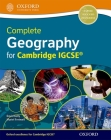 Complete Geography for Cambridge Igcserg (Cie Igcse Complete) Cover Image