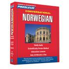 Pimsleur Norwegian Conversational Course - Level 1 Lessons 1-16 CD: Learn to Speak and Understand Norwegian with Pimsleur Language Programs (Simon & Schuster's Pimsleur) Cover Image