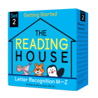 The Reading House Set 2: Letter Recognition M-Z Cover Image