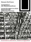 Architektur ALS Massenmedium Cover Image