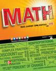 Glencoe Math, Course 2, Student Edition, Volume 1 (Math Applic & Conn Crse) Cover Image