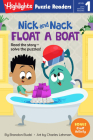 Nick and Nack Float a Boat (Highlights Puzzle Readers) Cover Image