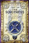 The Sorceress (The Secrets of the Immortal Nicholas Flamel #3) Cover Image