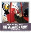 The Salvation Army (Community Connections: How Do They Help?) Cover Image