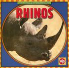 Rhinos (Animals I See at the Zoo) Cover Image