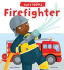 Busy People: Firefighter Cover Image