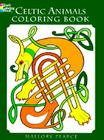 Celtic Animals Coloring Book (Dover Coloring Books) Cover Image