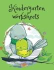 Kindergarten worksheets Cover Image