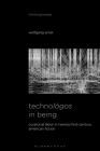 Technológos in Being: Radical Media Archaeology & the Computational Machine (Thinking Media) Cover Image