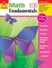 Math Fundamentals, Grade 3 Cover Image