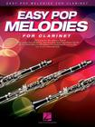 Easy Pop Melodies for Clarinet Cover Image