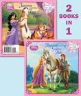 Rapunzel and the Golden Rule/Jasmine and the Two Tigers (Disney Princess) (Pictureback(R)) Cover Image