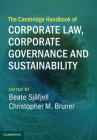 The Cambridge Handbook of Corporate Law, Corporate Governance and Sustainability Cover Image