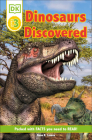 DK Readers Level 3: Dinosaurs Discovered Cover Image