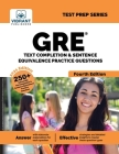 GRE Text Completion and Sentence Equivalence Practice Questions (Fourth Edition) (Test Prep) Cover Image