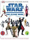 Ultimate Sticker Book: Star Wars: The Clone Wars (Ultimate Sticker Books) Cover Image