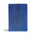 KJV Kids Bible, Royal Blue LeatherTouch Cover Image